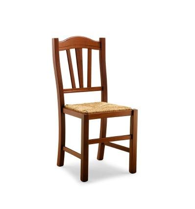 Sedia in legno classica sedie cucina sala soggiorno w590 for Sedie legno cucina