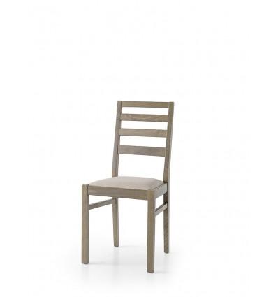 Set 2 sedie moderne in legno di faggio e sedile imbottito for Sedie legno moderne