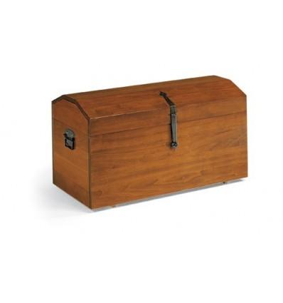 Baule Classico legno Porta legna Ingresso Sala Soggiorno W182/N - Lo ...