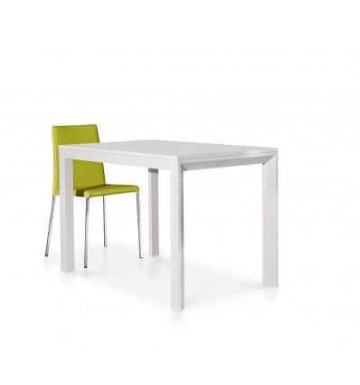 tavolo bianco frassinato allungabile ART. W691/MFL