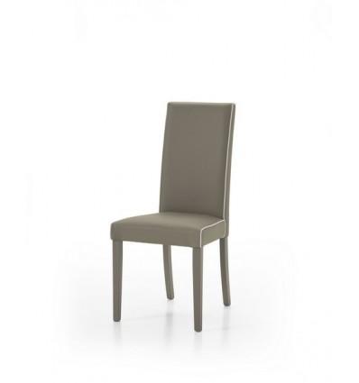 Best sedie in pelle moderne gallery for Sedie da soggiorno in pelle
