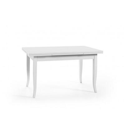 Tavolo quadrato allungabile Classico 100-100 W6043/ZA - Lo Scrigno ...