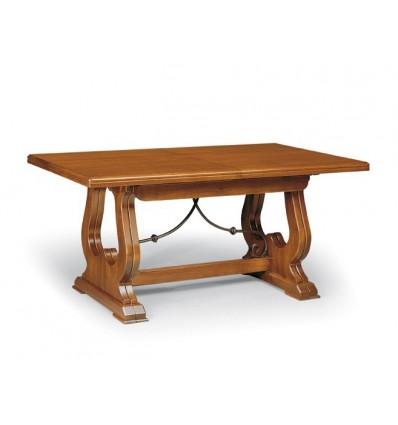 Tavolo rettangolare allungabile Classico 180-360 W102/NB - Lo ...