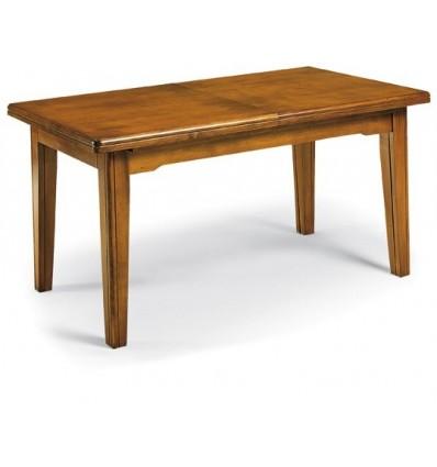 Tavoli Allungabili Classici.Tavolo Rettangolare Allungabile Classico Noce 180 360 W67 Nb