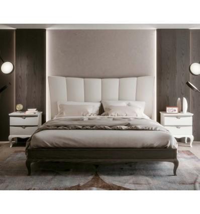 W331MARTA camera da letto prestigiosa solo massello