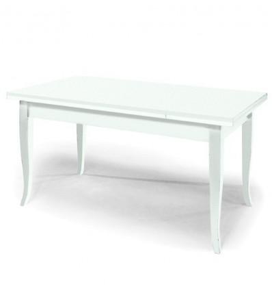 Tavolo rettangolare allungabile Classico120-200 W1004/L