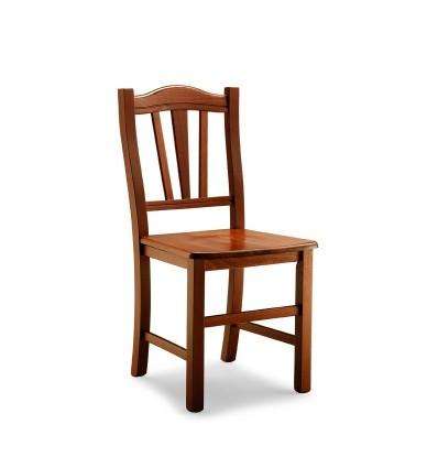 Sedia in legno Classica Sedie Cucina Sala Soggiorno W591/NL - Lo ...