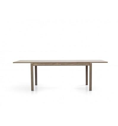 Tavolo rettangolare allungabile rovere grigio 160-246 W562/M - Lo ...