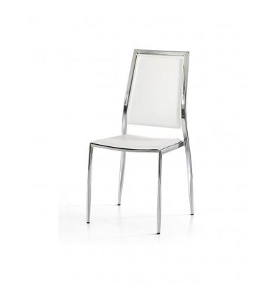 Sedie Cucina Sala.Set 4 Sedie Moderne In Metallo Sedia Cucina Sala Soggiorno W618 M